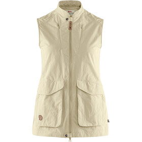 Fjällräven Travellers MT Weste Damen light beige